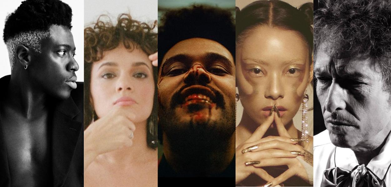 Moses Sumney, Norah Jones, The Weeknd, Rina Sawayama e Bob Dylan foram esnobados pelo Grammy 2021